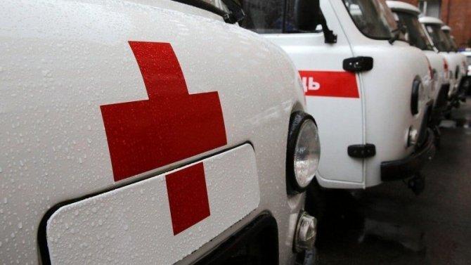В Туле трамвай сбил женщину с ребенком