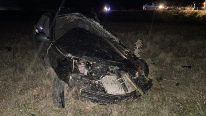 На Ставрополье в ДТП погиб водитель безправ