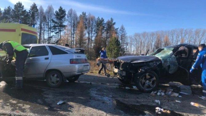 Мужчина погиб в ДТП в Лямбирском районе Мордовии