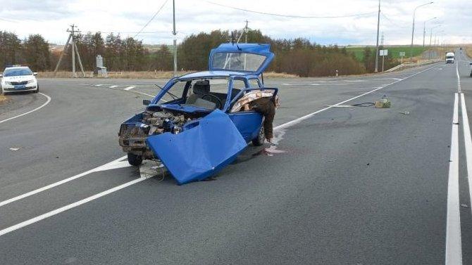 В ДТП в Саратовской области погибла 80-летняя женщина-водитель