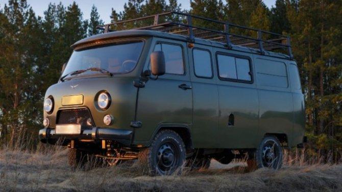 Название «Буханка» для УАЗ-452 придумали ещё доначала продаж