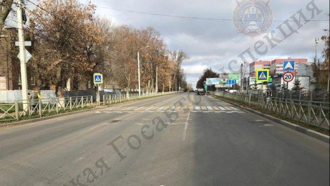 ВНовомосковске водитель Chery сбил ребенка и скрылся