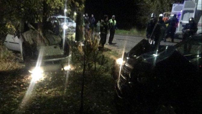 В ДТП в Кинешме погиб человек